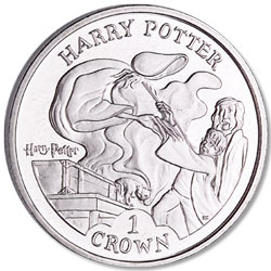 2004 Harry Potter Crown, Harry's Patronus