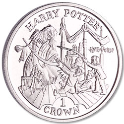 2004 Harry Potter Crown, Shreiking Shack