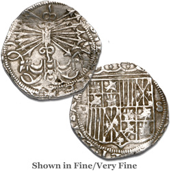 1474-1505 Silver Real