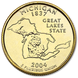 Gold-Plated Michigan