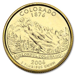 Gold-Plated Colorado