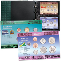 Buy 50 World Coin Sets