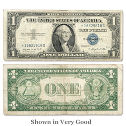 $1 Series 1935G Star Note