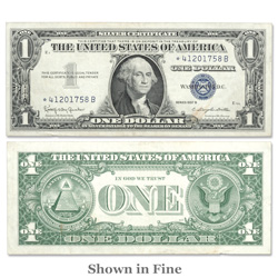 $1 Series 1957B Star Note