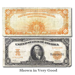 $10 Note, Series 1907-1922