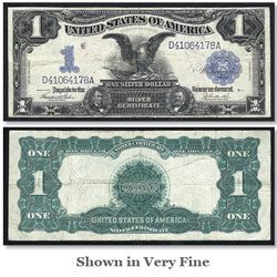 $1 Note, Series 1899, Black Eagle