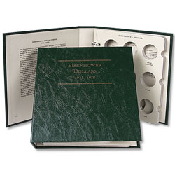 1971-1978 Eisenhower Dollar Album