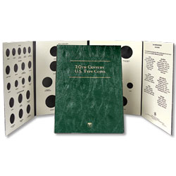 20th Century Type Coins Folder