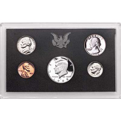 1968 Proof Set