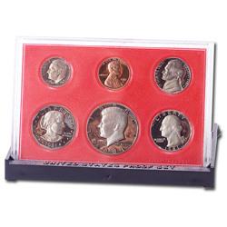 1981 Proof Set, T1