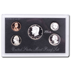 1993 Proof Set, Silver