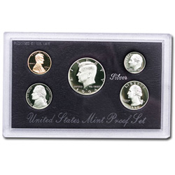 1994 Proof Set, Silver