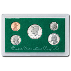 1998 Proof Set