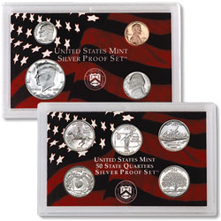 1999 Proof Set, Silver