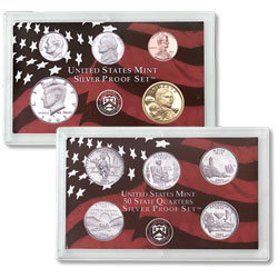 2003 Proof Set, Silver