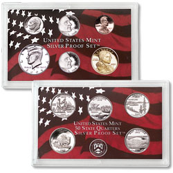 2005 Proof Set, Silver