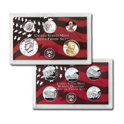 2006 Proof Set, Silver