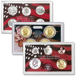 2008-S Proof Set, Silver