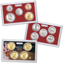 2010-S Silver Proof Set (14 coins)