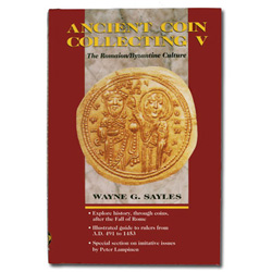 Ancient Coin Collecting V: The Romaion/Byzantine Culture