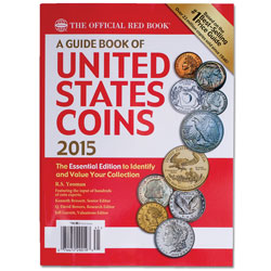 2015 Guide Book of U.S. Coins, 68th Edition (Bookazine Softcover)