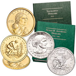 1979-2009 Deluxe Small-Size Dollar Set