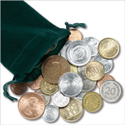 Coins Of Different Countries