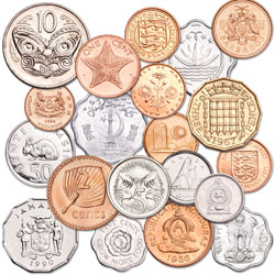1956-Date British Empire Coin Collection