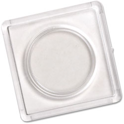 Half Dollar Plastic Holder