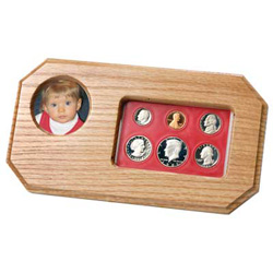 Wood Proof Set Frame With Picture Porthole (1980, 81, 82)