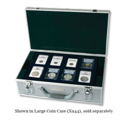 Lighthouse Aluminum Certified Coin Tray