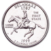 1999-P Delaware Statehood Quarter, Uncirculated,  MS60