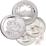 2013 America's National Park Quarters