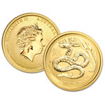2013 World Gold Coins