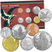 2013 Mesa Grande Sovereign Nation Coin Set