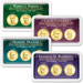 2014 All Four PDS Presidential Dollar Showpaks