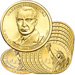 2014-P Ten Warren G. Harding Presidential Dollars