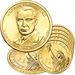 2014-D Five Warren G. Harding Presidential Dollars