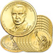 2014-D Ten Warren G. Harding Presidential Dollars
