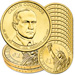 2014 10P & 10D Calvin Coolidge Presidential Dollar Set