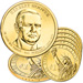 2014-D Five Herbert Hoover Presidential Dollars