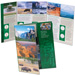 2010 America's National Park Quarter Series Colorful Folder