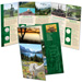 2011 America's National Park Quarter Series Colorful Folder