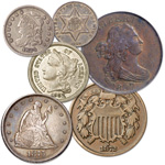 Early U.S. Obsolete Coinage