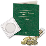 Sacagawea Dollar Supplies