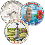 Colorized Quarters