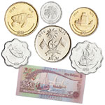 World Coins and Paper Money