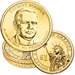 2014 P&D Herbert Hoover Presidential Dollar Set