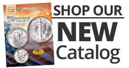 Shop Our Littleton Coin Company Catalog