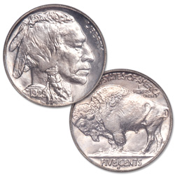 1929-S Buffalo Nickel